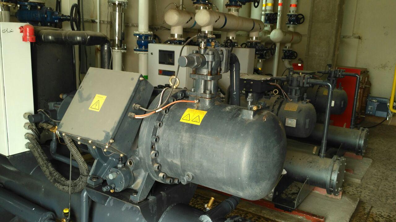 تعمیر کولر گازی