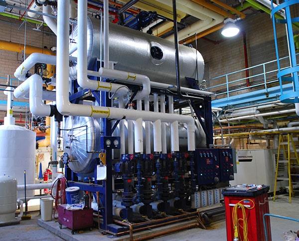 تعمیرات فنکویل شرکت اکسیژن
