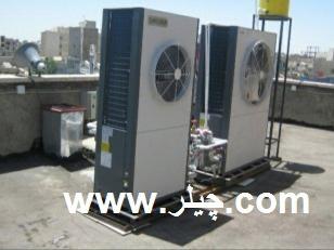 شارژ گاز و سرویس داکت اسپلیت